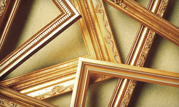 The Arthouse - Palos Heights: $39 for $100 Toward Custom Framing at The Arthouse in Palos Heights