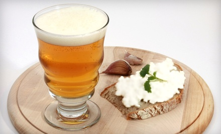Gilly's Craft Beer & Fine Wine: Craft-Beer-and-Cheese Tasting for Two - Gilly's Craft Beer & Fine Wine in Rockville