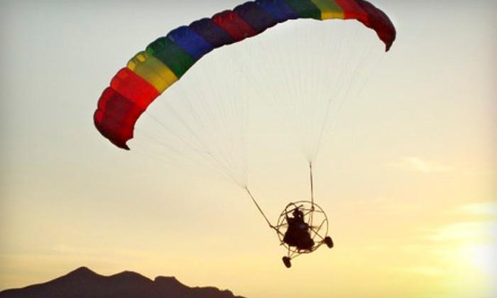 Arizona Powerchutes - Cave Creek: $125 for a Powered Parachute Lesson from Arizona Powerchutes in Cave Creek ($289 Value)