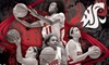 Washington State University Women's Basketball - Pullman: $5 for One Reserved Ticket to the Washington State University Women's Basketball Game Versus the University of Washington