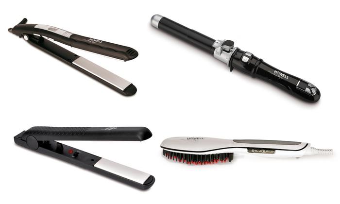 Piastre e spazzole Howell