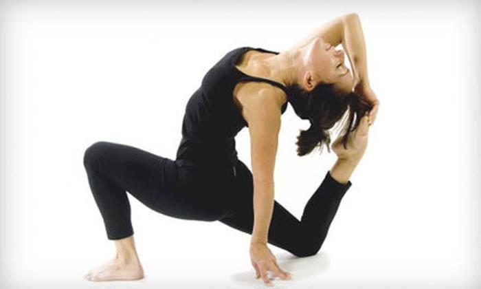 Downtown Yoga Studio - Windsor: $30 for Five Yoga Classes at Downtown Yoga Studio ($67.50 Value)