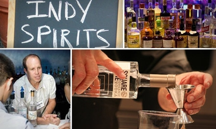NY Indy Spirits Expo - Theater District - Times Square: $27 for Ticket to the New York City Indy Spirits Expo on June 23 at Touch Nightclub ($55 Value)
