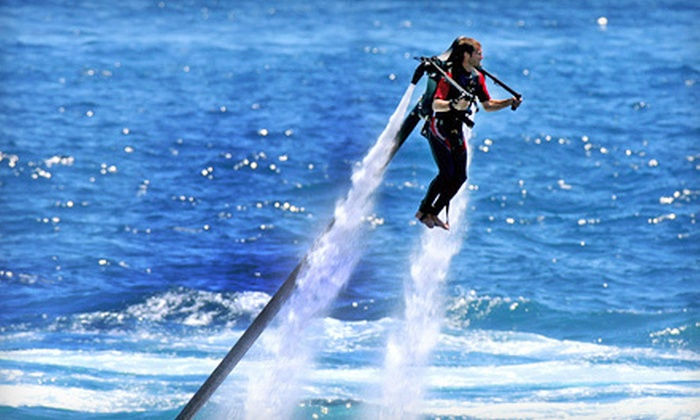 Water Jetpack Adventure - Lake Havasu City: $175 for a Water-Jetpack Experience at Water Jetpack Adventure in Lake Havasu City (Up to $349 Value)