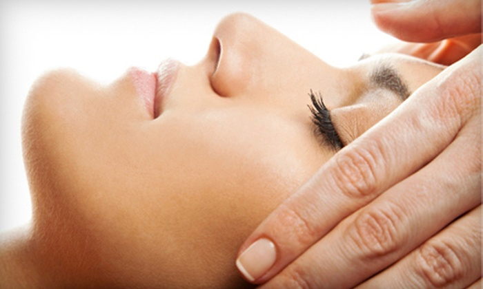 Lotus Skin Care and Well Being - West Mesa: Aromatherapy Spa Facial with Option of Eyebrow Wax at Lotus Skin Care and Well Being (Up to 57% Off)