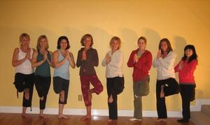 Life's a Gift Yoga: Up to 64% Off Yoga at Life's a Gift Yoga
