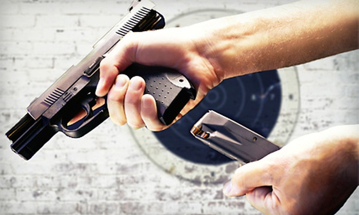 Dallas Concealed Carry - Dallas: Concealed-Handgun-License Course for One, Two, or Four at Dallas Concealed Carry (Up to 73% Off)