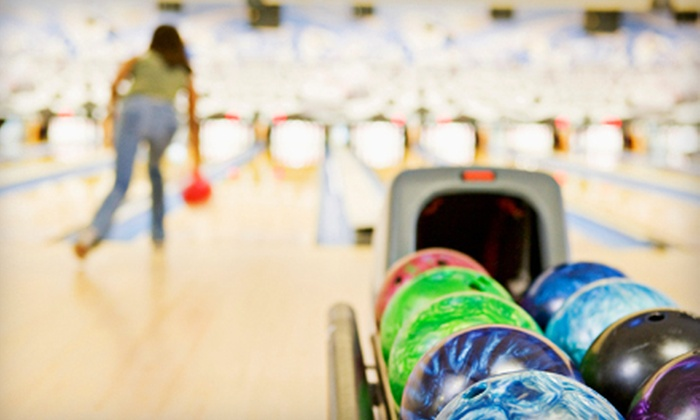 Lane Glo Bowl - Multiple Locations: $25 for Bowling for Six with Cheese Pizza, Soda, and Arcade Tokens at Lane Glo Bowl in New Port Richey ($59.95 Value)