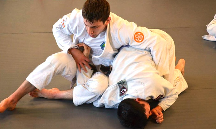 Garden State Brazilian Jiu-Jitsu Academy - Fairview: One Month of Unlimited Classes at Garden State Brazilian Jiu-Jitsu Academy (Up to 79% Off). Two Options Available.