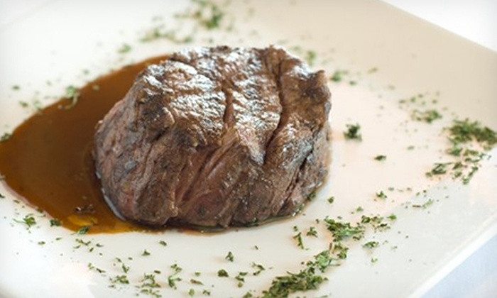 Baker Peters Jazz Club - Knoxville: Three-Course Contemporary Southern Meal for Two or Four at Baker Peters Jazz Club (Up to 58% Off)