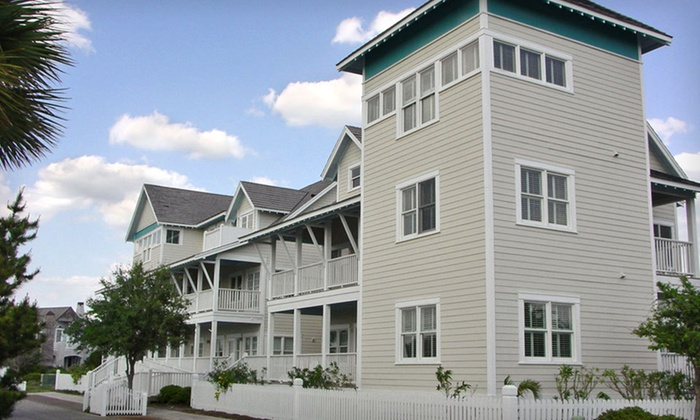 The Marsh Harbour Inn - Bald Head Island, NC: Two-Night Stay at The Marsh Harbour Inn in Bald Head Island, NC