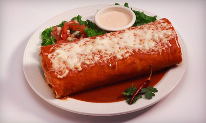 Casa de Meza Restaurant - Irvington District: $15 for a Mexican Meal with Drinks for Two at Casa de Meza Restaurant in Fremont (Up to $31.90 Value)