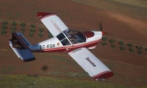 Aeroclub El Manantio: Iniciación al vuelo para 1 o 2 personas desde 49,95 € en Huelva o Córdoba
