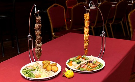 Cuisine for Two or Four at Chtaura Mediterranean Restaurant (Half Off)