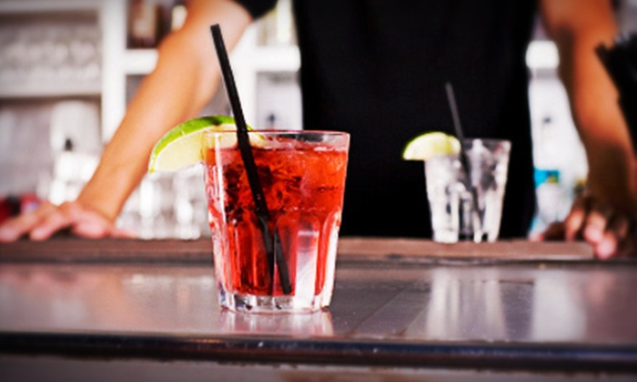 The Big Three - Multiple Locations: Drinks from The Big Three (Up to 51% Off). Three Options Available.