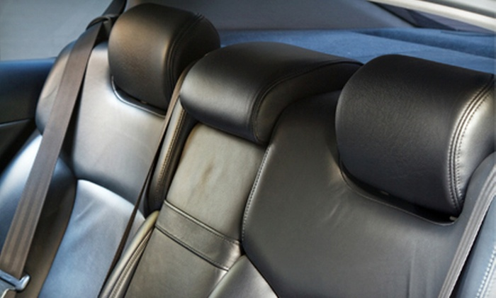 Absolute Auto Detailing - Southeast Calgary: $89 for an Interior-and-Exterior Auto-Detailing Package at Absolute Auto Detailing (Up to $300 Value)