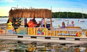 Lakes Waconia Boat Cruises: Up to 48% Off Happy Hour or Morning Cruise  at Lakes Waconia Boat Cruises