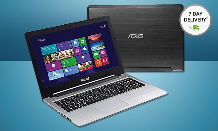 """ASUS 15.6"""" Ultrabook Laptop: ASUS 15.6"""" Performance Ultrabook Laptop (S56CA-DH51). Free Shipping and Returns."""