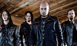 Disturbed: Disturbed on February 15 at 7:30 p.m.