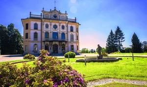 Villa Borghi Wellness: Ingressi per una o 2 persone alla Spa Villa Borghi a Varese(sconto fino a 44%)
