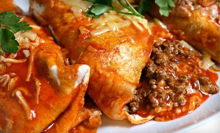 $20 Groupon to Corrales La Fiesta Restaurant - Corrales La Fiesta Restaurant in Farmersvile