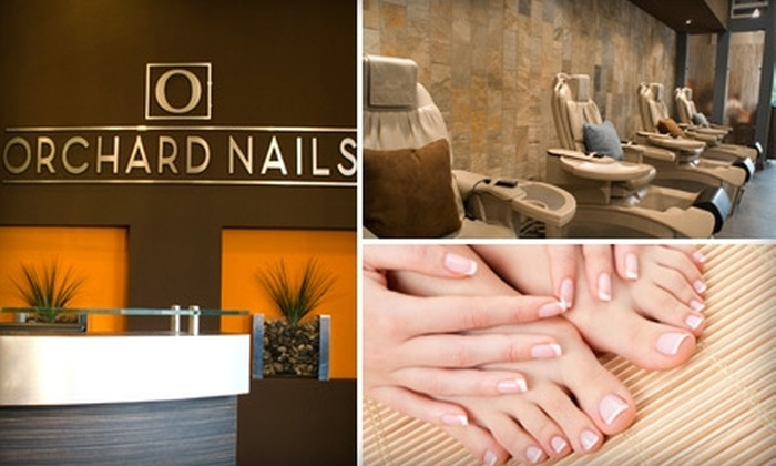 Orchard Nails - Corona: $15 Basic Spa Mani-Pedi at Orchard Nails ($30 Value)