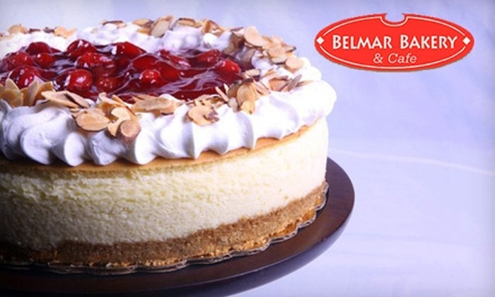 Belmar Bakery & Cafe - Amarillo: $10 for $20 Worth of Desserts and Baked Goods at Belmar Bakery & Cafe