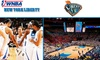 NBA - WNBA - NY Liberty - Washington Wizards - LA Sparks - Knicks - NJ Nets - Lakers - Suns - Dream - Warriors - Chelsea: Today's Groupon Deal to Crema Mexican Restuarant is Sold Out. Instead, Get In On $22 Tickets to NY Liberty Home Games ($44 Value).
