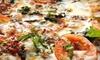 Pizza Mizza - North State: $5 for $10 Worth of Pizza and Italian Fare at Pizza Mizza