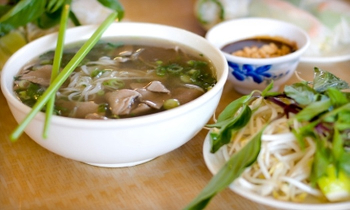 Pho Mama - Central Carrollton: $10 for $20 Worth of Asian Fare at Pho Mama in Carrollton