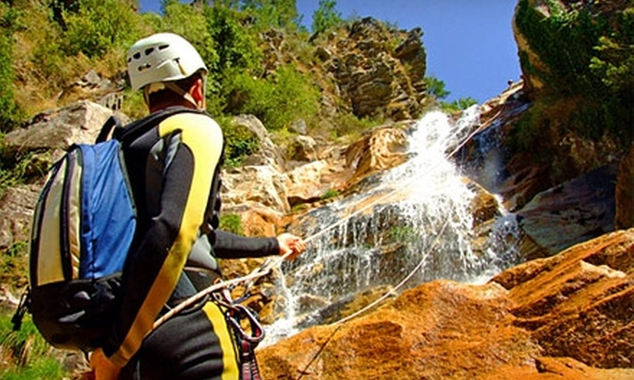Utah High Adventure - Draper: $18 for an Introduction to Canyoneering Course from Utah High Adventure ($45 Value)