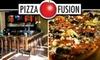 Pizza Fusion - Three Chopt: $10 for $20 Worth of Pizza and American Fare at Pizza Fusion
