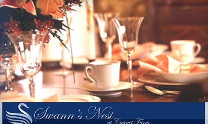 Swanns Nest Bed and Breakfast - Lexington-Fayette: Up to 73% Off Stay in a Deluxe Room, Plus Breakfast at Swann's Nest Bed & Breakfast. Choose Between Weeknight or Weekend Stay.