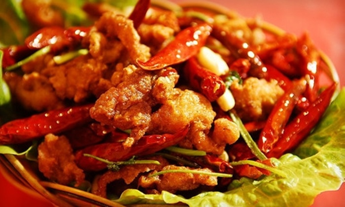 Wang's Grand Chinese Restaurant - Downtown Halifax: $8 for $20 Worth of Chinese Cuisine and Drinks at Wang's Grand Chinese Restaurant