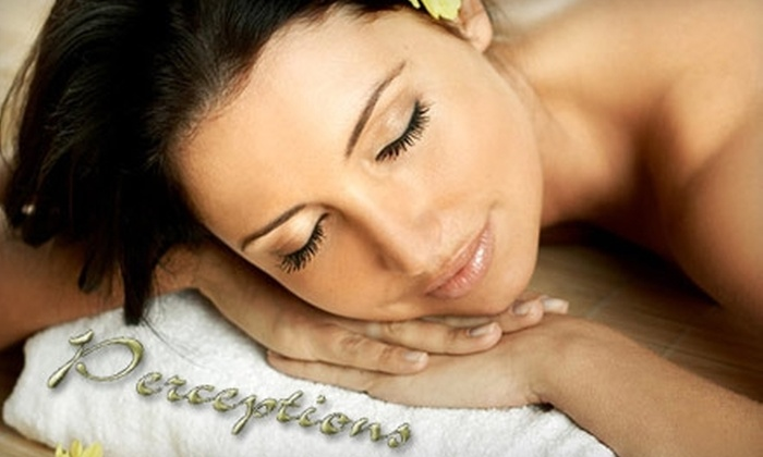 Perceptions Image Boutique & Skin - Sacramento: $99 for a Photofacial ($400 Value) or $125 for a Laser Vein-Therapy Treatment ($250 Value) at Perceptions Image Boutique & Skin