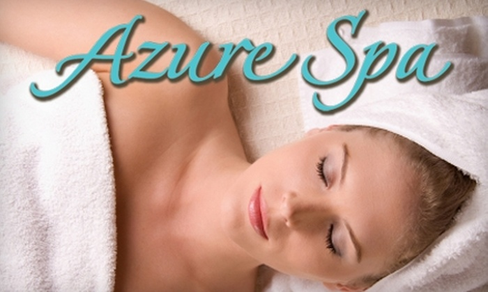 Azure Spa - 4: $150 for a Spa Package at Azure Spa in Mandeville