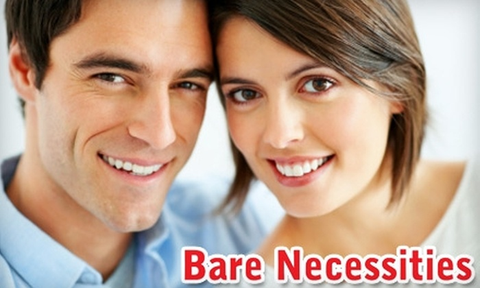 Bare Necessities Tanning Salon & Day Spa - Puyallup: $99 for Teeth Whitening at Bare Necessities Tanning Salon & Day Spa in Puyallup