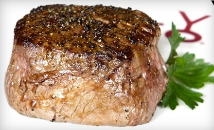 Y.O. Steakhouse: $30 Groupon for Lunch - Y.O. Steakhouse in Dallas