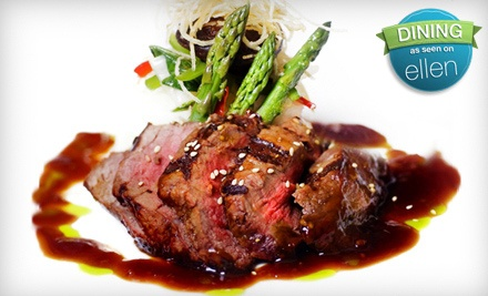 $30 Groupon for Sun.-Thurs. - Black Olive in Columbus