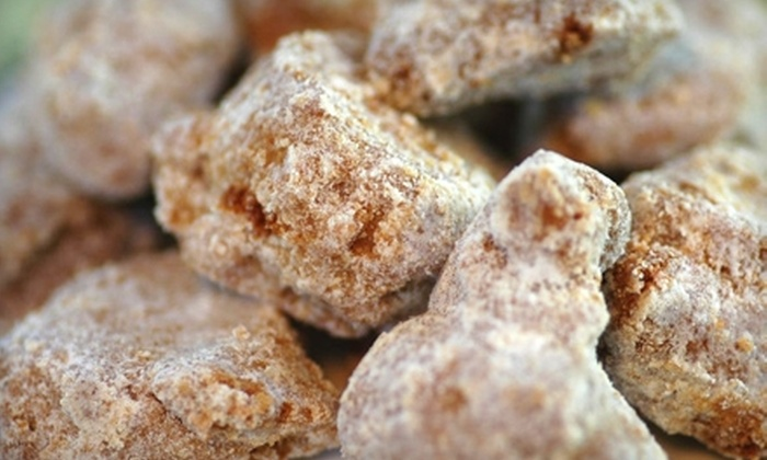 Kenny's Krumbs: $19 for Four Bags of Crumb-Cake Cookies from Kenny's Krumbs ($34 Value)