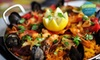 Loca Luna - Morningside - Lenox Park: $17 for $35 Worth of Tapas and Drinks at Loca Luna