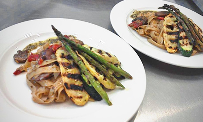 St. Croix River Inn - Osceola: $60 for a Five-Course Prix Fixe Seasonal Dinner for Two on Friday or Saturday at St. Croix River Inn ($120 Value)