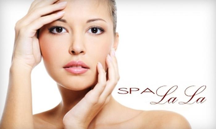 Spa La La - Bucktown: $75 for a SilkPeel Facial at Spa La La ($150 Value)