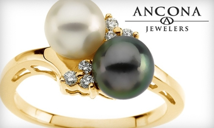 Ancona Jewelers - Chicago: $125 for $250 Worth of Fine Jewelry at Ancona Jewelers in Addison