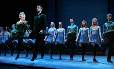 Riverdance presented by the Dallas POPS on Wed., Feb. 8 at 2PM: 3rd Balcony Seating - Riverdance presented by the Dallas POPS in Dallas