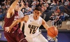 Naval Academy Athletic Association - Annapolis: $15 for Outing for Two to U.S. Naval Academy Basketball in Annapolis (Up to $30 Value). Two Options Available.