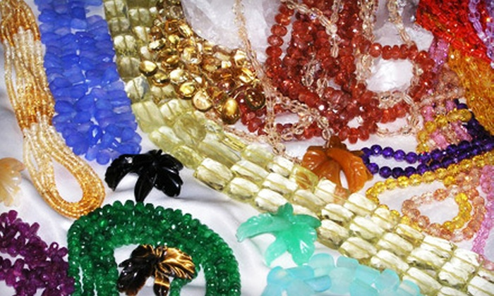 Beads of Paradise - Ventura County: $15 for $30 Worth of Beads and Supplies at Beads of Paradise