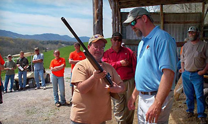 Birds and Clays, Inc. - Washburn: $25 for a Sporting Clay Outing for Two at Birds and Clays, Inc. in Washburn ($50 Value)