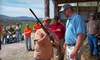 Half Off Sporting Clay Outing for Two in Washburn