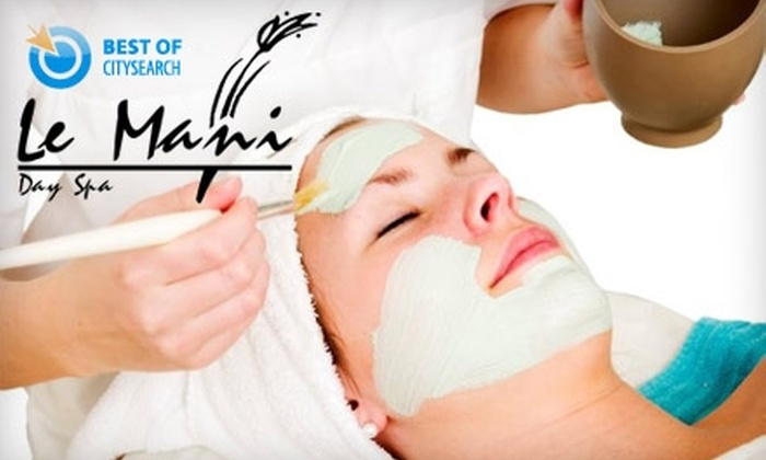 Le Mani Day Spa - Winchester: $65 for a 60-Minute Customized European Facial Including Microdermabrasion at Le Mani Day Spa